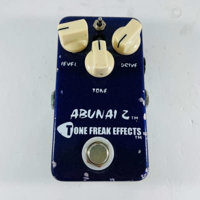 Tone Freak Effects Abunai 2 *Sustainably Shipped*