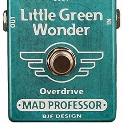 Mad Professor Little Green Wonder BJF Design Green