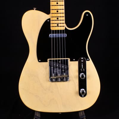 Fender W19 Limited Edition Custom Shop 52 Telecaster NOS Faded Blonde 2020 (4611)