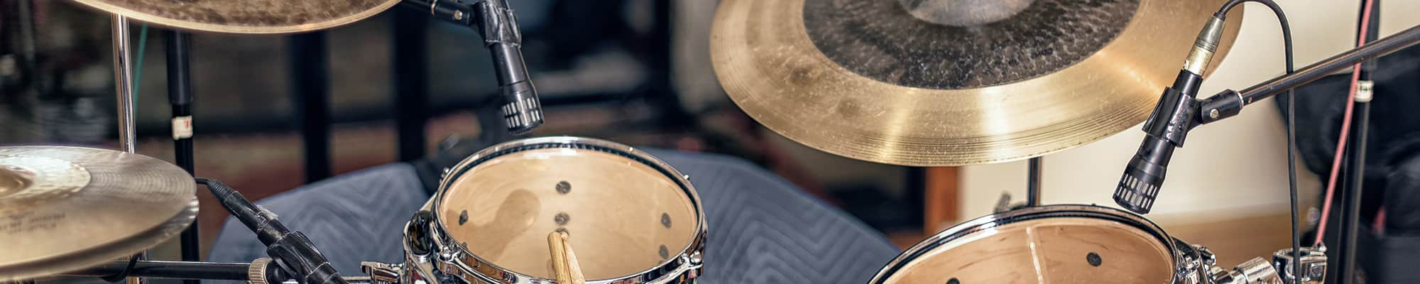 How to Use Drum Samples to Make Your Drum Recordings