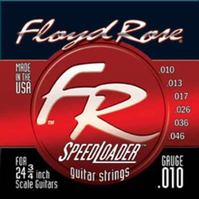 Floyd Rose Sls1010   Shpk   Muta Corde Per Chitarra Elettrica   10/46   Scala 24.75 for sale