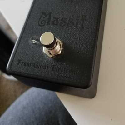 Frost Giant Electronics Massif Black
