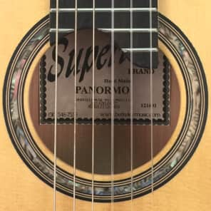 Superior Panormo Style Classical Guitar 2016 for sale