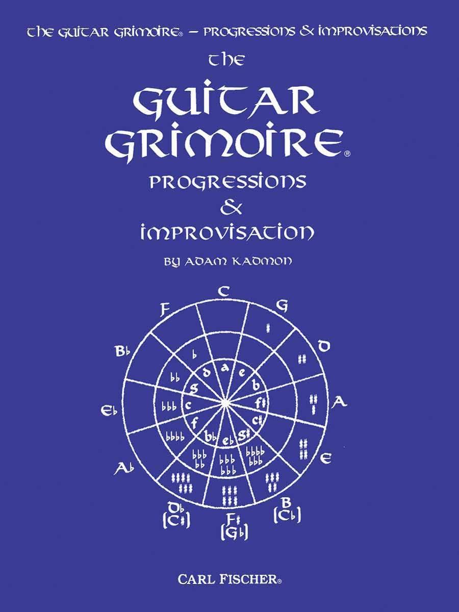 Gt15 Guitar Grimoire Progressions Improvisation Reverb