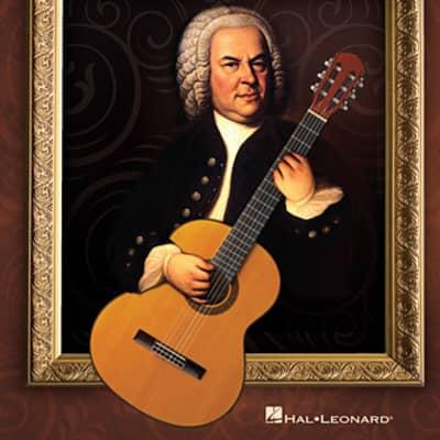 Hal Leonard J.S. Bach for Easy Guitar
