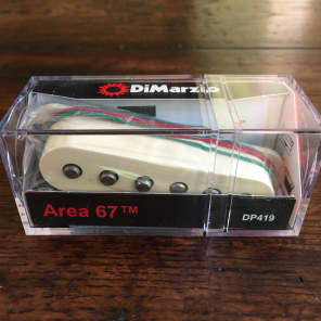 DiMarzio DP419CR Area 67 Single Coil Pickup
