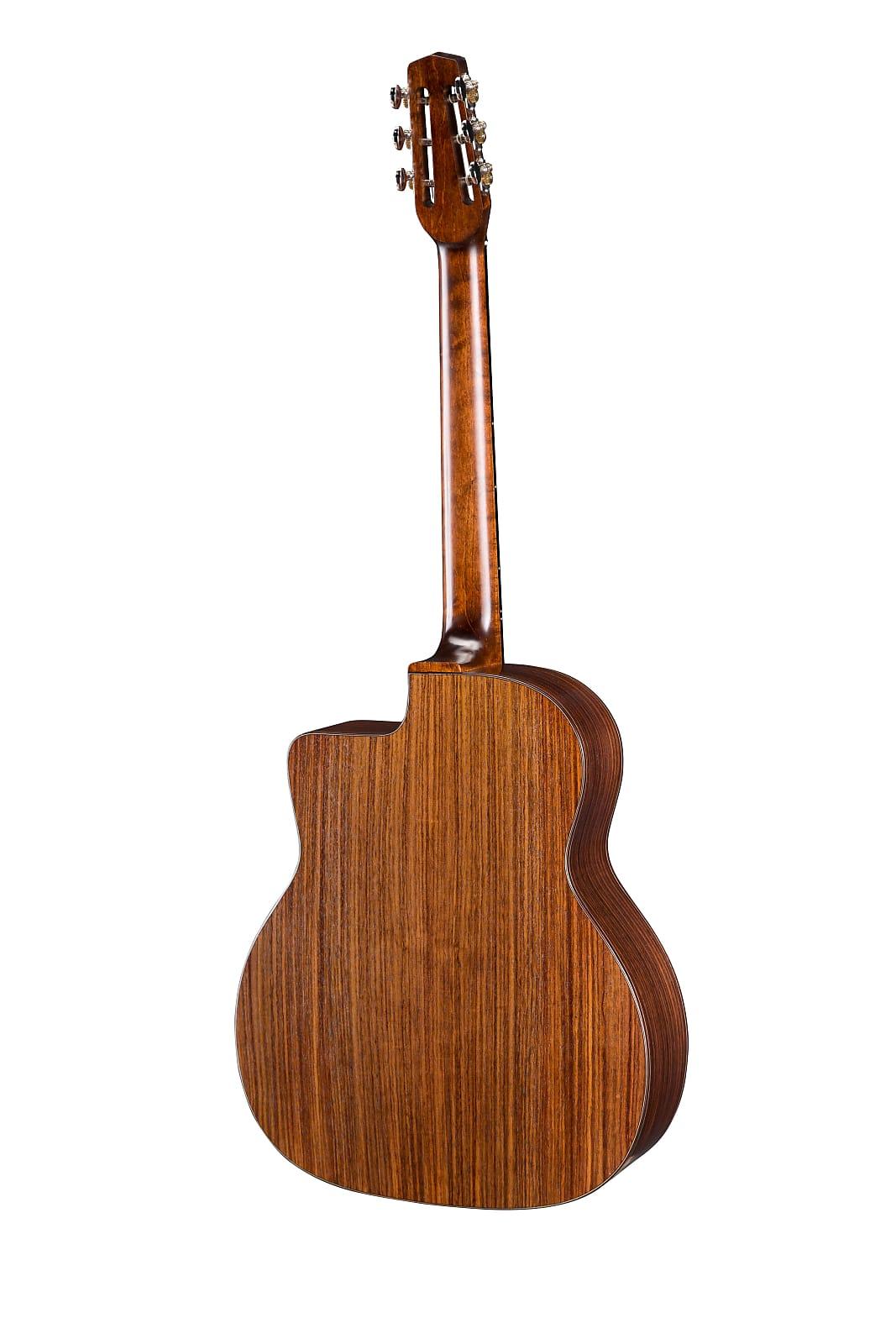Eastman DM1-CLA Gypsy Jazz Acoustic Guitar Spruce/Rosewood
