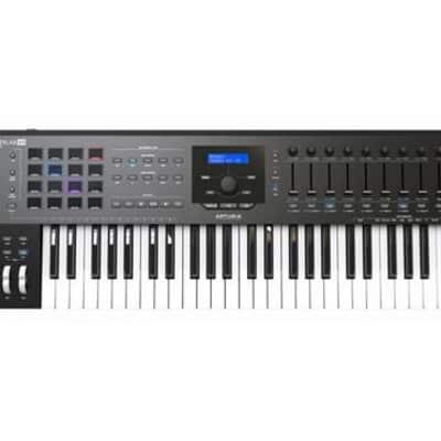 Arturia KeyLab 49 MKII Keyboard Controller (Black) (Used/Mint)