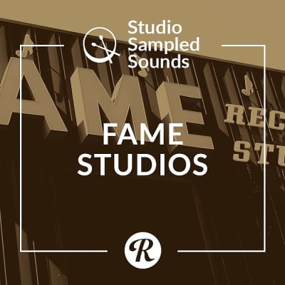 Studio Sampled Sounds: FAME Studios in Muscle Shoals, AL by Ian Ballard