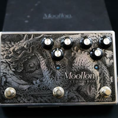 Moollon Custom Shop Overdrive/Distortion for sale