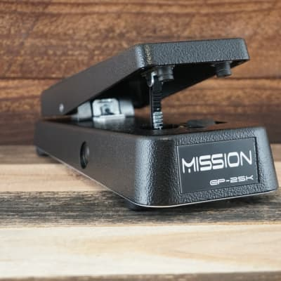 Mission Engineering EP-25K Expression Pedal - Black