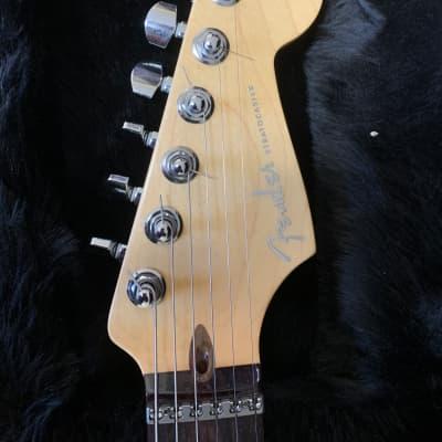 Fender Deluxe Stratocaster shawbucker 2015  Pearl white