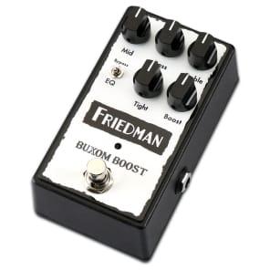 Friedman Amps Buxom Boost Pedal