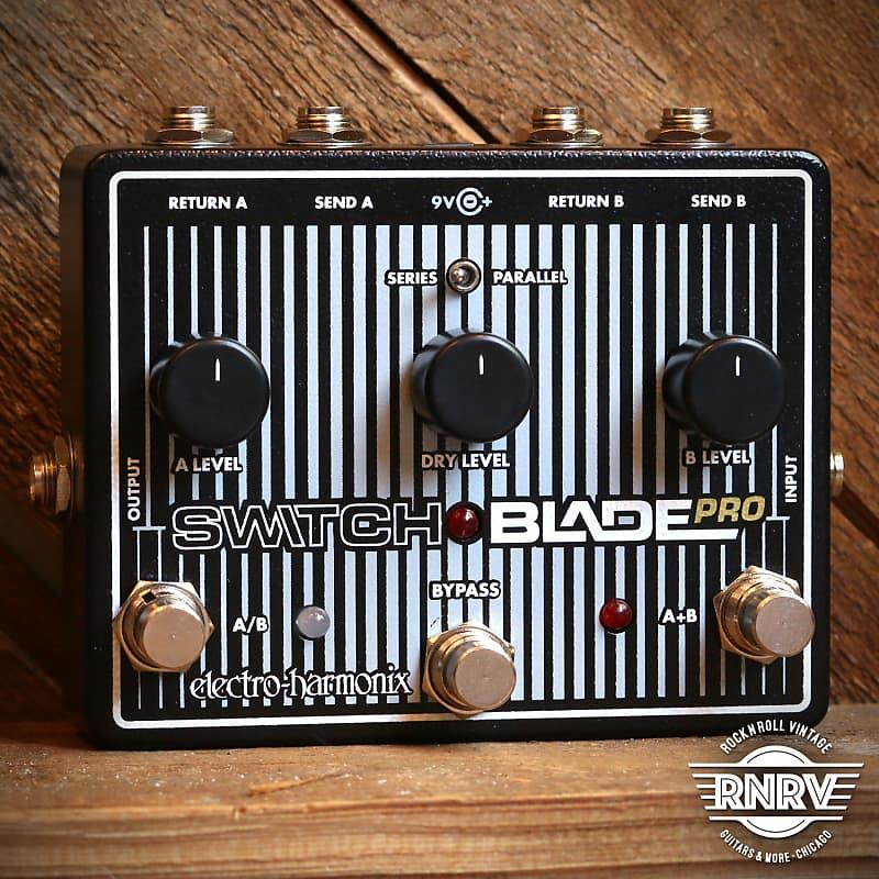electro harmonix switchblade pro rock n roll vintage reverb. Black Bedroom Furniture Sets. Home Design Ideas