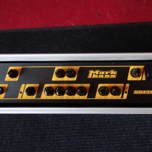 Markbass MBH110024 SD 1200-Watt Bass Head