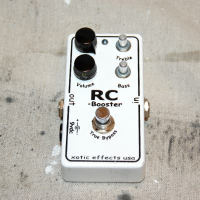 Xotic Effects RC Booster Boost Pedal
