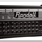 Randall 667 6-Channel 120-Watt Programmable All Tube Guitar Amp Head (B-Stock) image