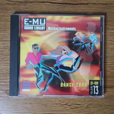E-MU Systems Sound Library Vol. 13 Dance 2000 Sample CD-ROM