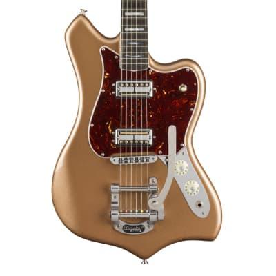 Fender Parallel Universe Volume II Maverick Dorado - Firemist Gold for sale