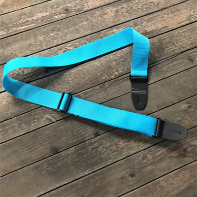 Keith Holland Custom Strap in Teal