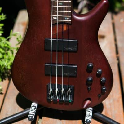 Ibanez SR500 Electric Bass USA Bartolini pickups 3 band EQ