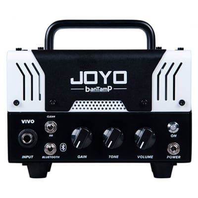JOYO VIVO Bantamp 20w Distortion Channel Pre Amp Tube Hybrid Guitar Amp head w/ Built in Cab Speaker for sale