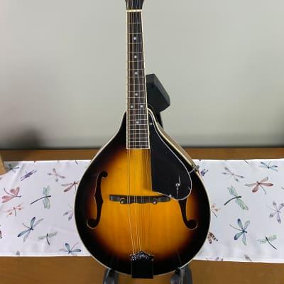 Samick Greg Bennett Mccoy MA2 A-Style Mandolin - Vintage Burst for sale