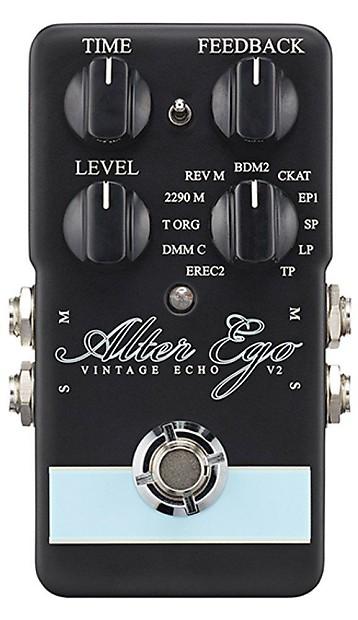 Tc Electronic Alter Ego V2 : tc electronic alter ego v2 vintage delay and looper pedal reverb ~ Hamham.info Haus und Dekorationen
