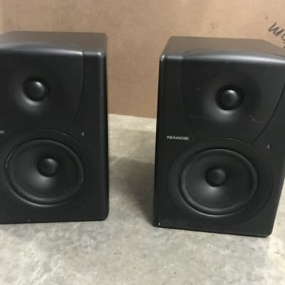Mackie MR5 Powered Active Studio Monitors (Pair) Set Of Two(2)