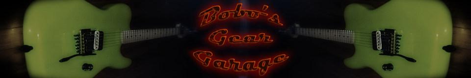 Bobo's Gear Garage