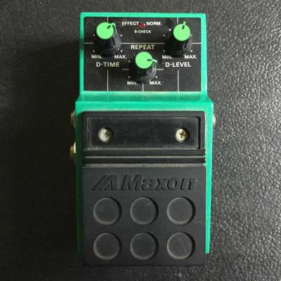 Maxon DE-01 Digital Echo - 80's MIJ - Awesome! for sale