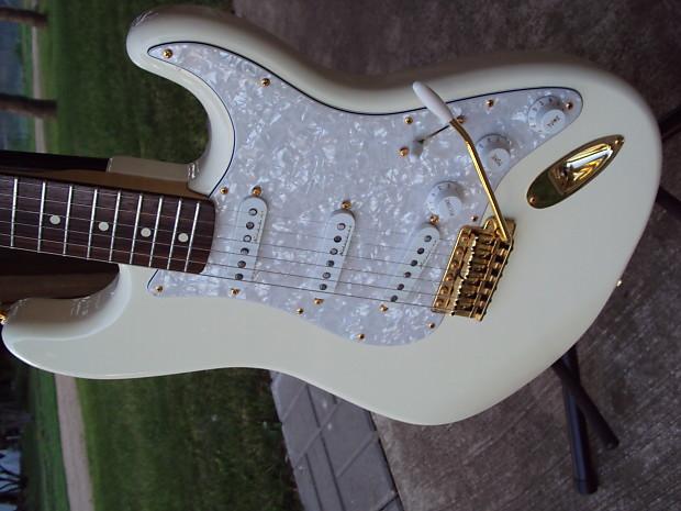de4e1273d7f Fender 'Milonga' Stratocaster FSR Special Edition | Reverb