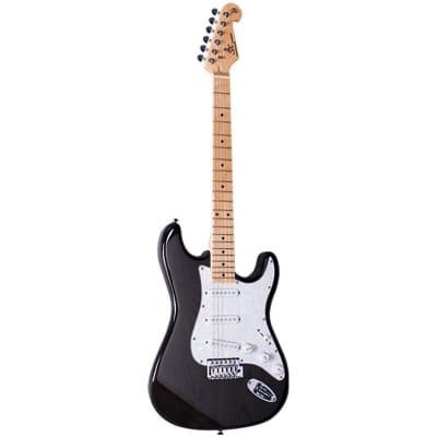 SX Electric Guitar SC  Swamp Ash - Blue / Maple Fingerboard for sale
