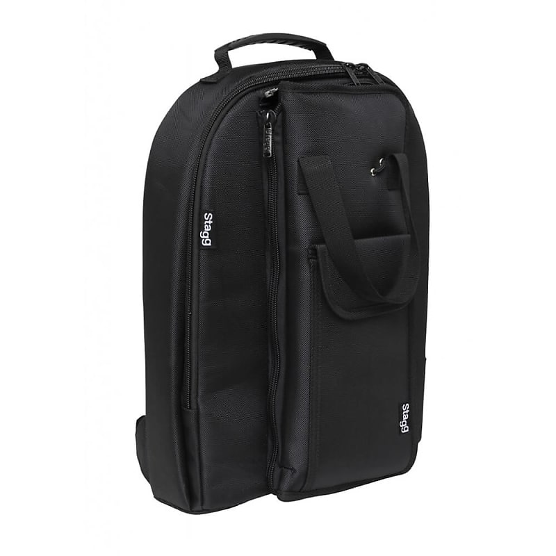 Stagg Dsbackpack Drummers Backpack With Removable Stick Bag