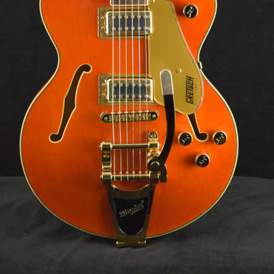 Gretsch G5655TG Electromatic Center Block Jr. Orange Stain