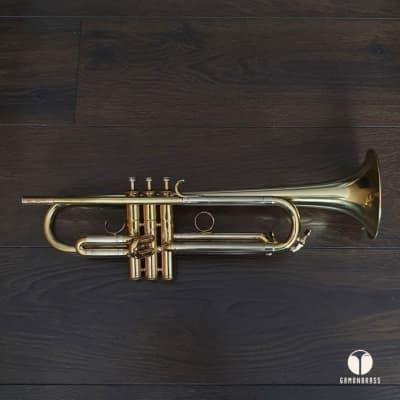 RARE Selmer B700 Tuning Bell case trumpet | Gamonbrass