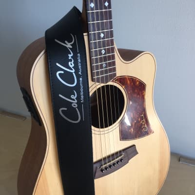 ⭐ MINTY ⭐ Cole Clark Fat Lady 2 - FL2AC - Acoustic Guitar, Case, Stand, Strap... for sale