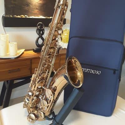 Tenor Saxophone - RS Berkeley Virtuoso  in Lacquer finish - NICE!