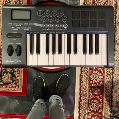 M-Audio Axiom 25 USB MIDI Controller