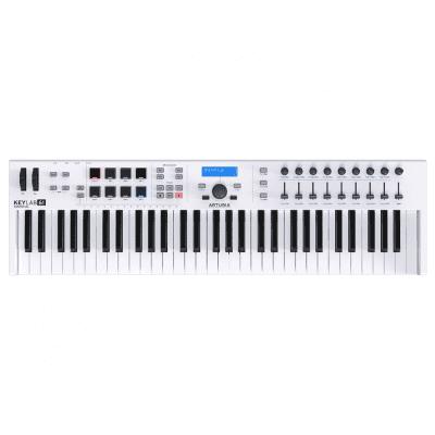 Arturia KeyLab Essential 61 USB MIDI Keyboard Controller w/Software Bundle