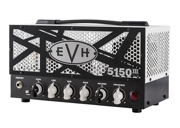 6713c46be94 EVH 5150 III 15W LBXII Tube Head