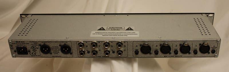 Rane Mlm 82s : rane mlm 82s mic and stereo line mixer mr music inc reverb ~ Vivirlamusica.com Haus und Dekorationen