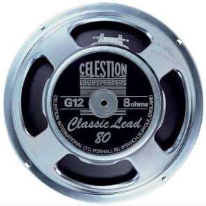 """Celestion T3978 G12 Classic Lead 12"""" 80-Watt 16 Ohm Replacement Speaker"""
