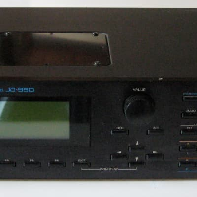 Roland Super JD-990 with Orchestral Expansion
