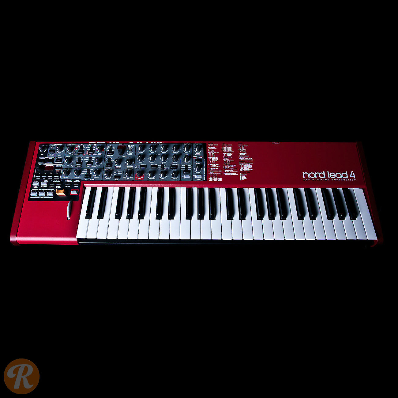 nord lead 4 49 key polyphonic synthesizer reverb. Black Bedroom Furniture Sets. Home Design Ideas