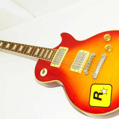 Burny Super Grade LP UP230 period Electric Guitar Ref No 2555