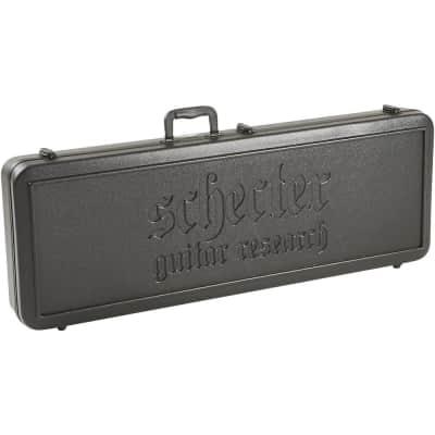 Schecter Guitar Research Diamond Series SGR-1C Molded Guitar Case Regular for sale