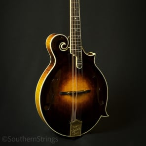 Apitius Classic F-Style Mandolin - Black Cherry Sunburst for sale