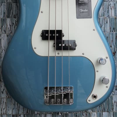Fender Player Precision Bass, Tidepool (Shop Soiled) for sale