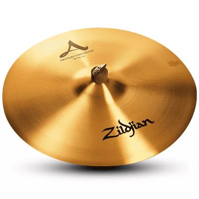 "Zildjian 19"" A Series Medium Thin Crash Cymbal"